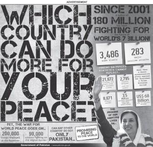 Pakistan The Guardian of Peace